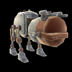 Steampunk Robo Dog
