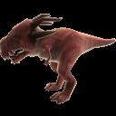 T-Rex アバターのアイテム