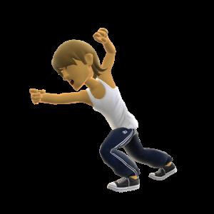 Lei Wulong Fighting Animation
