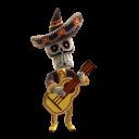 Mascota El mariachi
