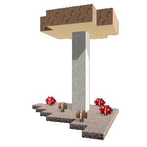 Mincrafts svampar