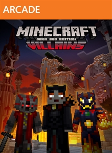 Pack de aspecto Villanos de Minecraft