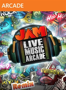 "JAM Live Music Arcade ""Savior"" by Rise Against"
