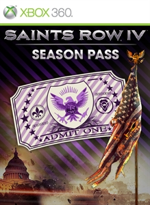 Carátula del juego Saints Row IV Season Pass