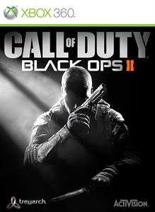 Carátula del juego Call of Duty: Black Ops II Aqua Pack