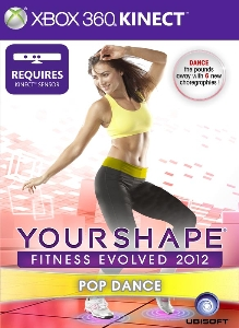 Popdans - Your Shape™ Fitness Evolved 2012