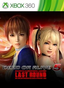 コスチュームカタログNo.03 DEAD OR ALIVE 5 Last Round