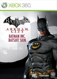 Batman Inc. Batsuit Skin