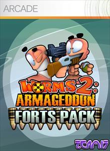 Carátula del juego Forts Pack