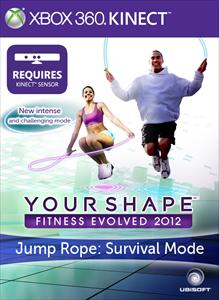 Hopprep: överlevnad - Your Shape™ Fitness Evolved 2012