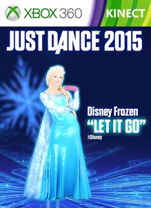 "Just Dance 2015 - ""Let It Go"" by Disney Frozen"