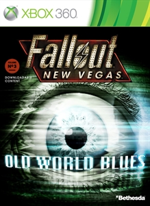 Carátula del juego Fallout: New Vegas - Old World Blues (English)