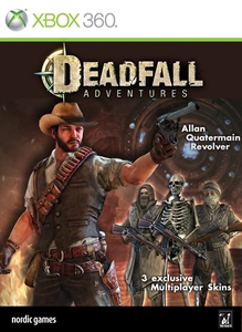 Carátula del juego Deadfall Adventures Collectors Edition DLC