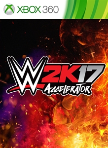 Accélérateur WWE 2K17
