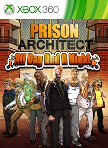 Carátula para el juego Prison Architect: All Day And A Night DLC de Xbox 360
