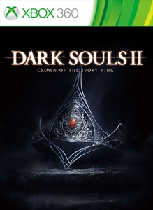 Carátula para el juego DARK SOULS II Crown of the Ivory King de Xbox 360