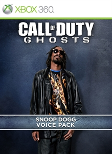 Call of Duty®: Ghosts - Paquete de voces Snoop Dogg