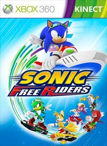 Sonic Free Riders - Launch