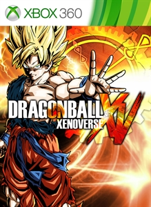DRAGON BALL XENOVERSE カタログ3
