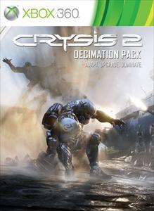 Carátula del juego Crysis 2 - Decimation Pack