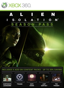 Season Pass para Alien: Isolation