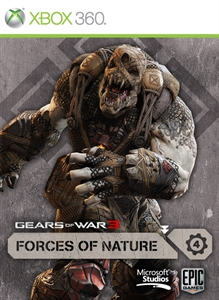 Carátula del juego Forces of Nature Map Pack