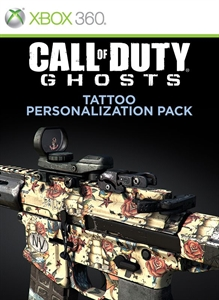 Call of Duty®: Ghosts - Paquete Tatuaje