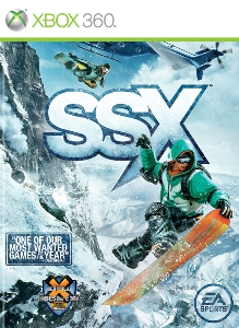 Carátula del juego EA SPORTS SSX: Mt. Eddie & Classic Characters Pack