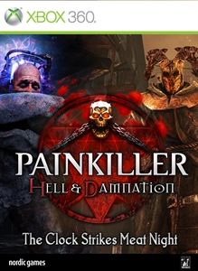 Carátula del juego Painkiller Hell & Damnation: The Clock Strikes Meat Night