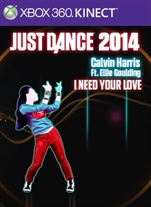 "Just Dance®2014 ""I Need Your Love"" by Calvin Harris Ft. Ellie Goulding"