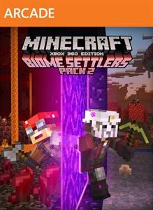 Minecraft Pacchetto skin Colonizzatori di biomi 2