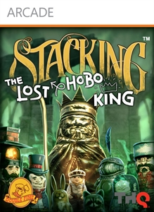 Carátula del juego The Lost Hobo King