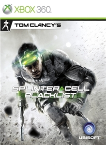 Carátula del juego TC's Splinter Cell Blacklist - High Power