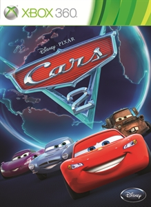 Carátula del juego Cars 2: The Video Game - Cherry Blossom Holley