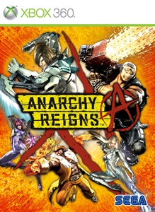 Carátula del juego ANARCHY REIGNS - Exclusive Modes Pack