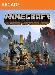 Minecraft Mash-up Nordische Mythologie