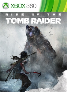 Carátula para el juego Rise of the Tomb Raider Season Pass de Xbox 360