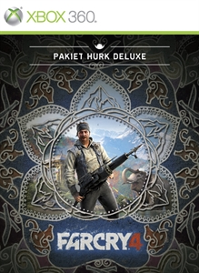 FAR CRY 4 Pakiet Hurk Deluxe