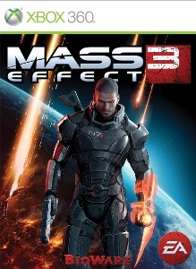 Carátula del juego Mass Effect 3: From Ashes