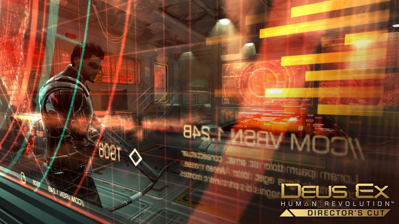 Image from Deus Ex: Human Revolution - Director's Cut™
