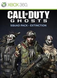 Call of Duty®: Ghosts - Paquete Pelotón - Extinción