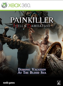 Carátula del juego Painkiller Hell & Damnation: Demonic Vacation BS
