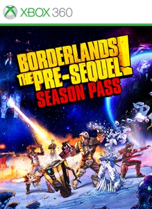Carátula del juego Borderlands: The Pre-Sequel Season Pass