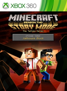 Minecraft: Story Mode - Season Two - Episode 3