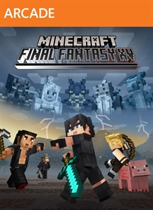 Pack de aspectos de FINAL FANTASY XV de Minecraft