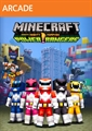 Minecraft Power Rangers-skinpakket