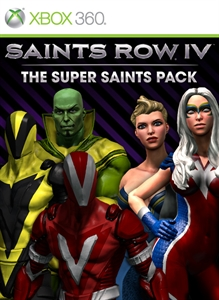 Carátula del juego The Super Saints Pack