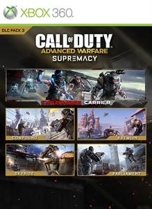 Call of Duty®: Advanced Warfare - Cont. desc. Supremacy