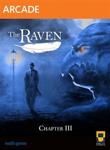 Carátula para el juego The Raven - Legacy of a Master Thief Episode 3 de Xbox 360