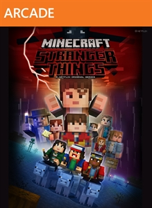 Pacchetto skin Minecraft Stranger Things